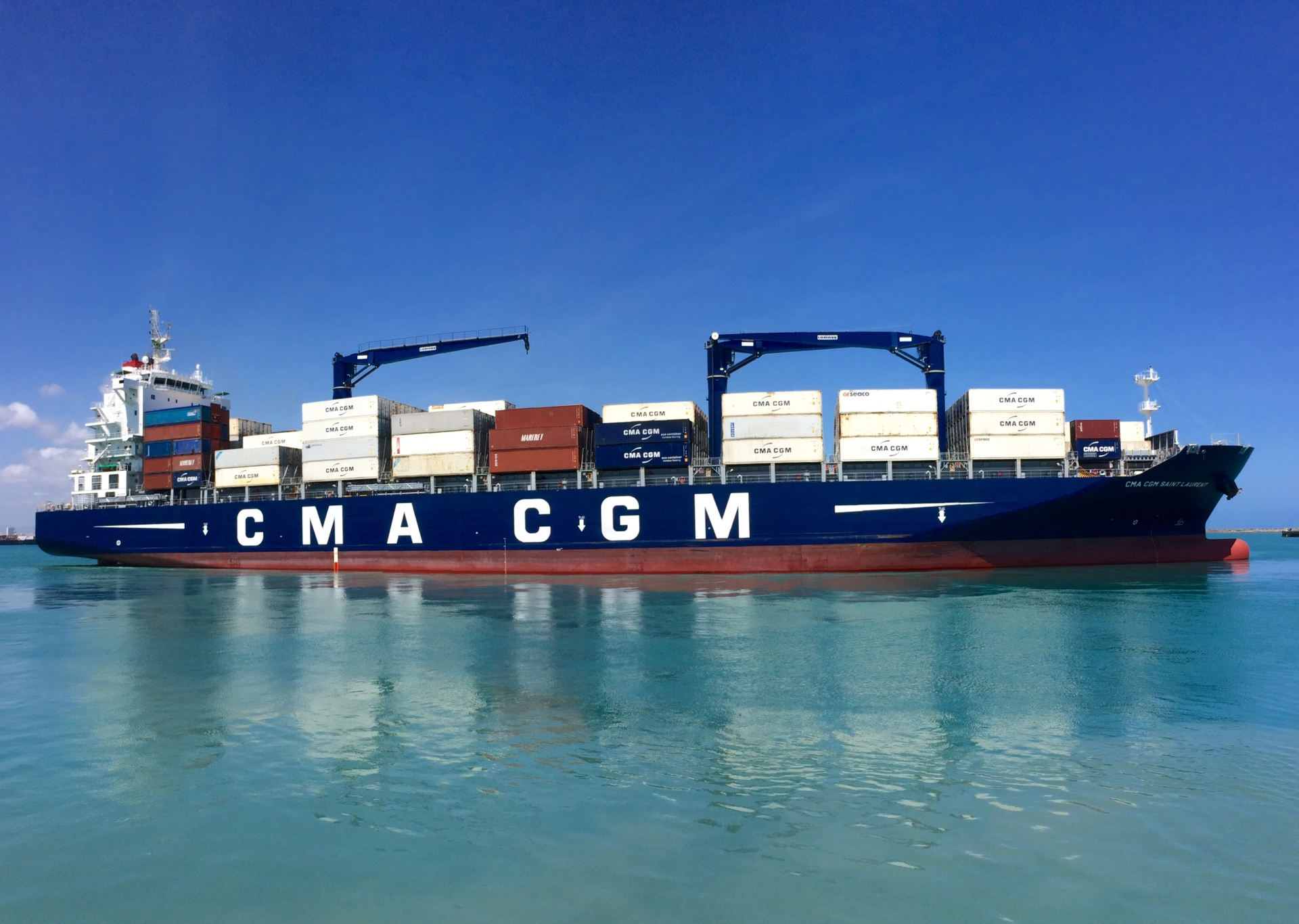 SeaMar Group awarded contract by CMA CGM Group for agency services